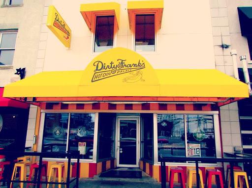 Dirty Frank's Hot Dog Palace