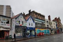 Coexist - Hamilton House, Bristol, United Kingdom