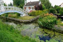 Les Hortillonnages d'Amiens, Amiens, France