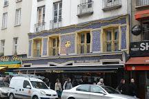 Polly Magoo, Paris, France