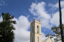 Eglise de Saint Roch, Bel Ombre, Seychelles