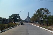 Wat Phu Khao Thong (Golden Mount), Ayutthaya, Thailand