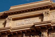 Teatro Municipal Rafael de Aguiar, San Nicolas de los Arroyos, Argentina