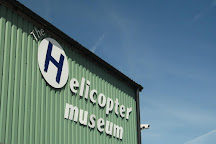 The Helicopter Museum, Weston super Mare, United Kingdom