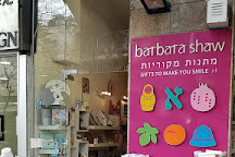 Barbara Shaw Gifts, Jerusalem, Israel