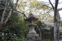 Miyazakiagatamamorukuni Shrine, Miyazaki, Japan