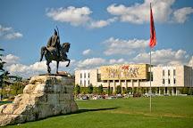 Muzeu Historik Kombetar, Tirana, Albania