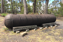 Coal Mines Historic Site, Saltwater River, Australia
