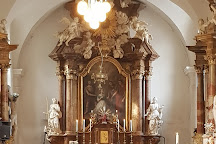 St. Barbara's Church (Kostel sv. Barbory), Pacov, Czech Republic