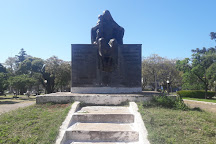 Plaza Internacional, Rivera, Uruguay