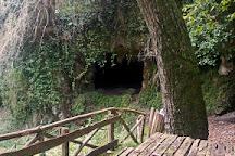 Grotte di Tremusa, Scilla, Italy