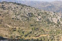 Tirolina de Comares, Comares, Spain