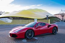 MRJ Test Drive, Modena, Italy