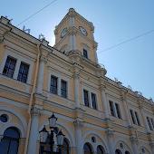 Станция  St Petersburg Glavny