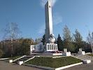 Памятник павшим в Великой отечественной войне на фото Кубинки