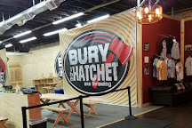 Bury The Hatchet Bloomfield - Axe Throwing, Bloomfield, United States