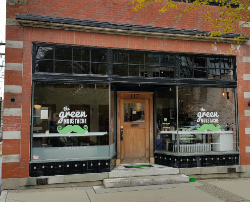 Green Moustache Organic Café