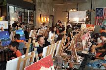 Paintbar, Bangkok, Thailand