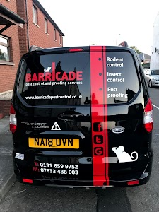 Barricade Pest Control Services Edinburgh
