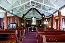 St. Faith's Anglican Church, Rotorua, New Zealand