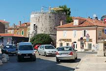 Round Tower, Porec, Croatia