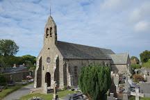 Eglise Saint-Martin, Omonville-la-Petite, France