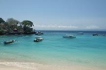 Mushroom Beach, Nusa Lembongan, Indonesia