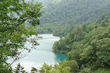 Okotampe Lake, Chitose, Japan