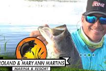Roland Martin Marina, Clewiston, United States