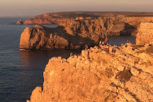 Cape Saint Vincent, Sagres, Portugal