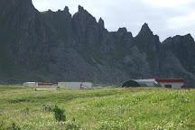 Andoya Space Center. Spaceship Aurora, Andenes, Norway