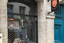 Edwart Chocolatier Marais, Paris, France