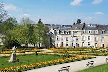 Jardin des Plantes, Le Mans City, France