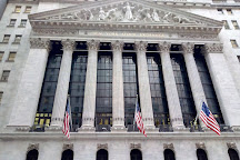 Charging Bull (Wall Street Bull), New York City, United States