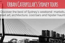 Urban Caterpillar, Sydney, Australia