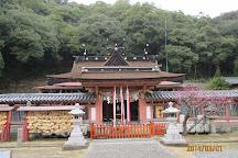 Wakaura Tenmangu, Wakayama, Japan