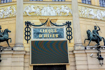 Cirque d'Hiver Bouglione, Paris, France