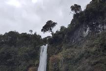 Salto El Leon, Pucon, Chile