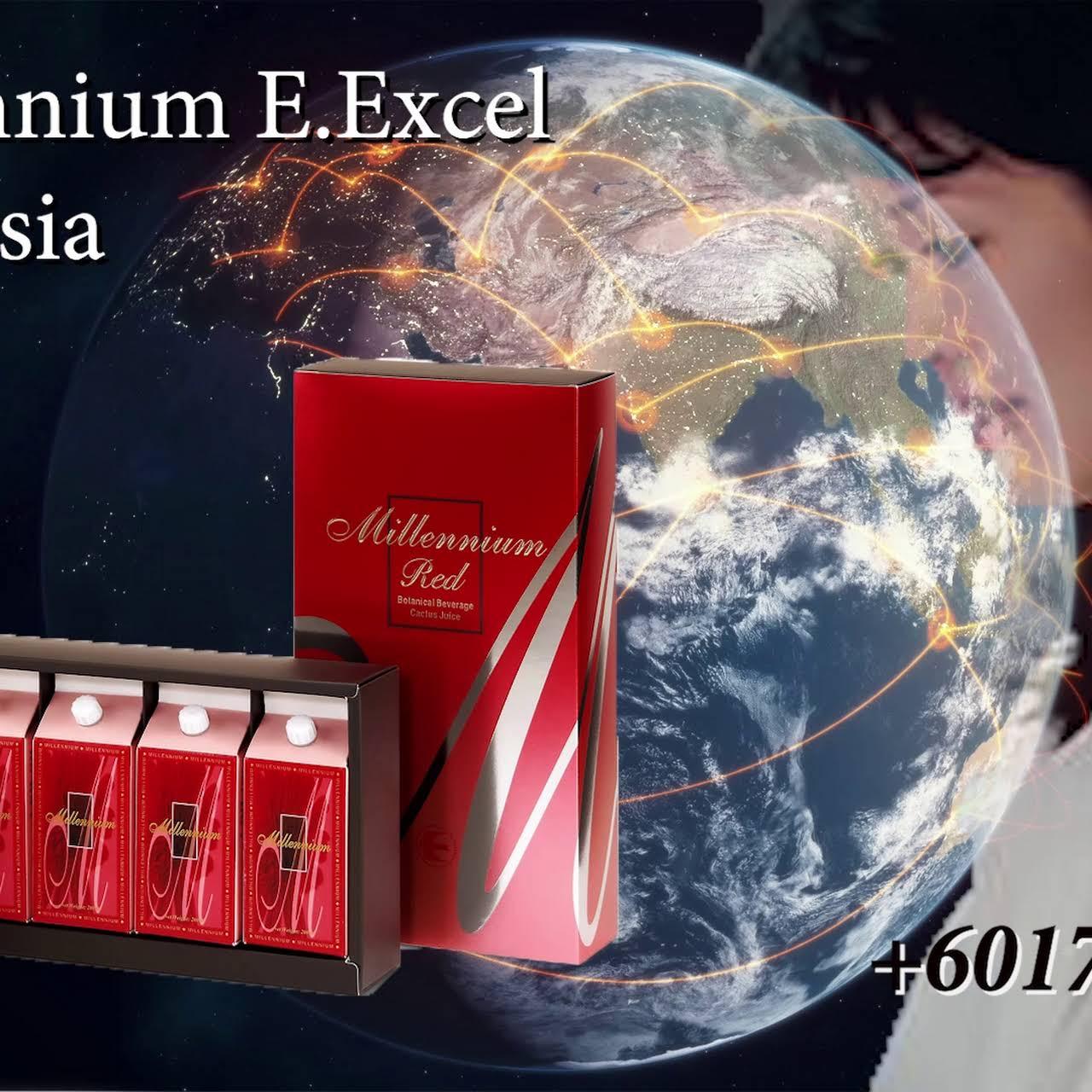 MILLENNIUM千禧泉 - Millennium E Excel Malaysia