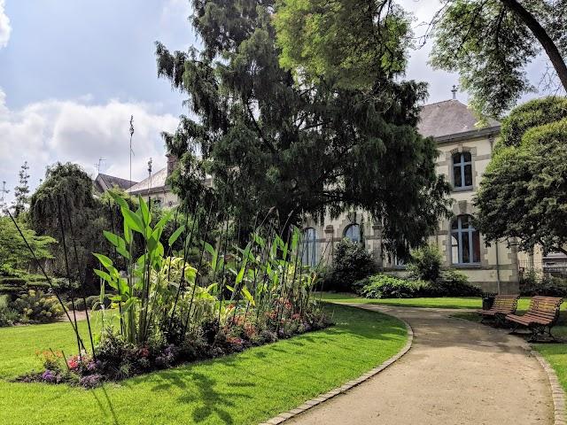 Les jardins du Théâtre