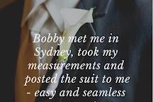 Bobby's Fashions Hong Kong Bespoke Tailors, Hong Kong, China