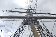 Jeanie Johnston Tall Ship and Famine Museum, Dublin, Ireland