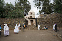 Debre Berhan Selassie Church, Gonder, Ethiopia