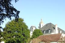 Loches Jardin Public, Loches, France