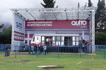 Parque La Carolina, Quito, Ecuador