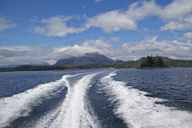 Browning Pass Charters, Tofino, Canada
