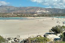Elafonissi Beach, Elafonissi, Greece