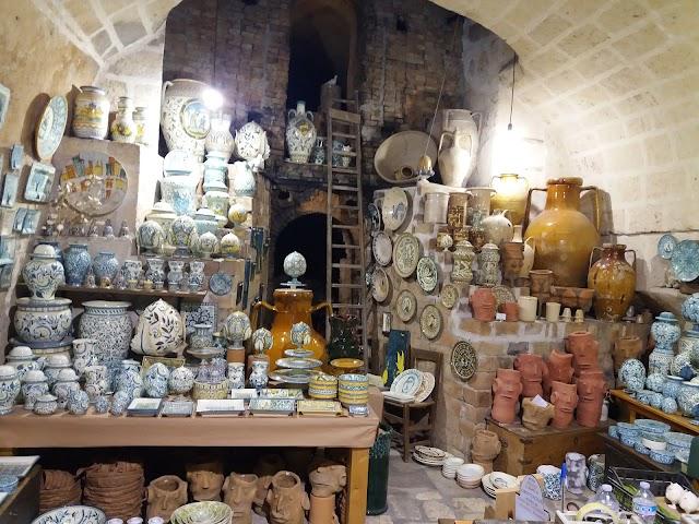 Bottega Ceramica Di Fasano Antonio
