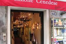 Simone Cenedese Glass Factory, Murano, Italy