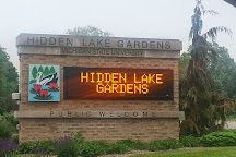 Hidden Lake Garden, Tipton, United States